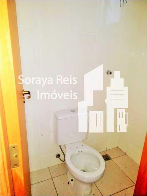 79_G1599228669 - Casa geminada 2 quartos à venda Havaí, Belo Horizonte - R$ 390.000 - 116 - 8