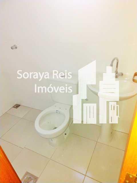 79_G1599228680 - Casa geminada 2 quartos à venda Havaí, Belo Horizonte - R$ 390.000 - 116 - 9