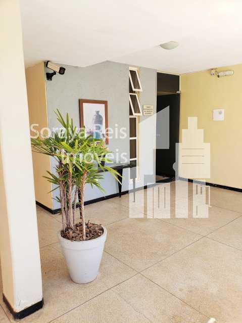 20210729_120110 - Apartamento 3 quartos à venda Estrela Dalva, Belo Horizonte - R$ 260.000 - 117 - 1