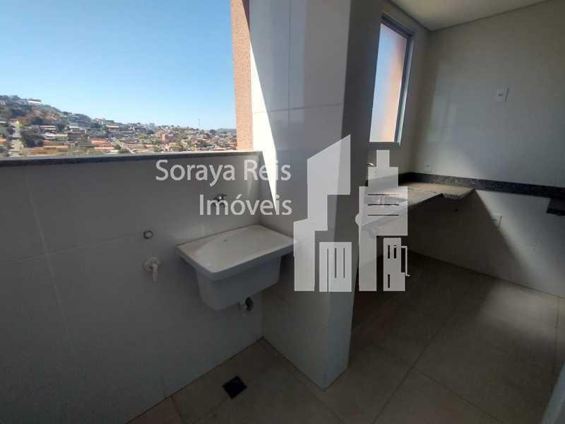 2 - Apartamento 3 quartos à venda São Geraldo, Belo Horizonte - R$ 477.880 - 272 - 8