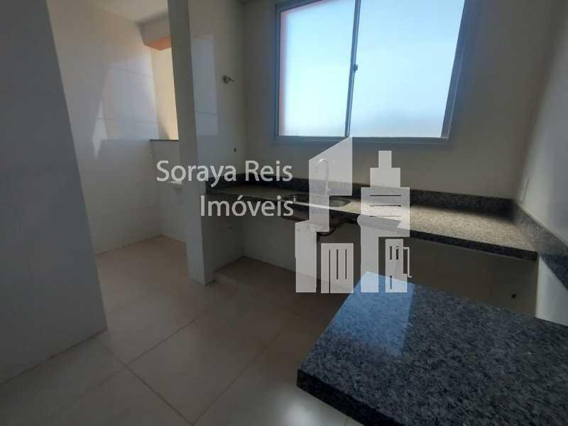 3 - Apartamento 3 quartos à venda São Geraldo, Belo Horizonte - R$ 477.880 - 272 - 9