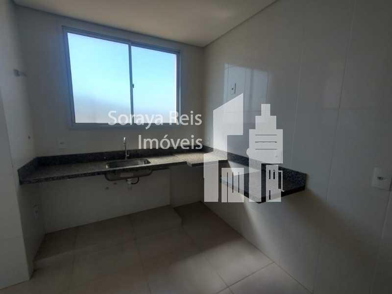 4 - Apartamento 3 quartos à venda São Geraldo, Belo Horizonte - R$ 477.880 - 272 - 10