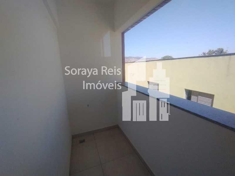 9 - Apartamento 3 quartos à venda São Geraldo, Belo Horizonte - R$ 477.880 - 272 - 6