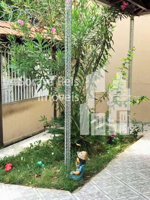 1 - Casa 3 quartos à venda Brasiléia, Betim - R$ 650.000 - 187 - 3