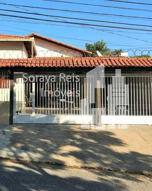 5 - Casa 3 quartos à venda Brasiléia, Betim - R$ 650.000 - 187 - 1