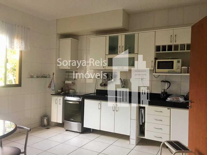 Foto de Soraya Reis Imóveis5 - Casa 4 quartos à venda Santa Lúcia, Belo Horizonte - R$ 2.350.000 - 771 - 13
