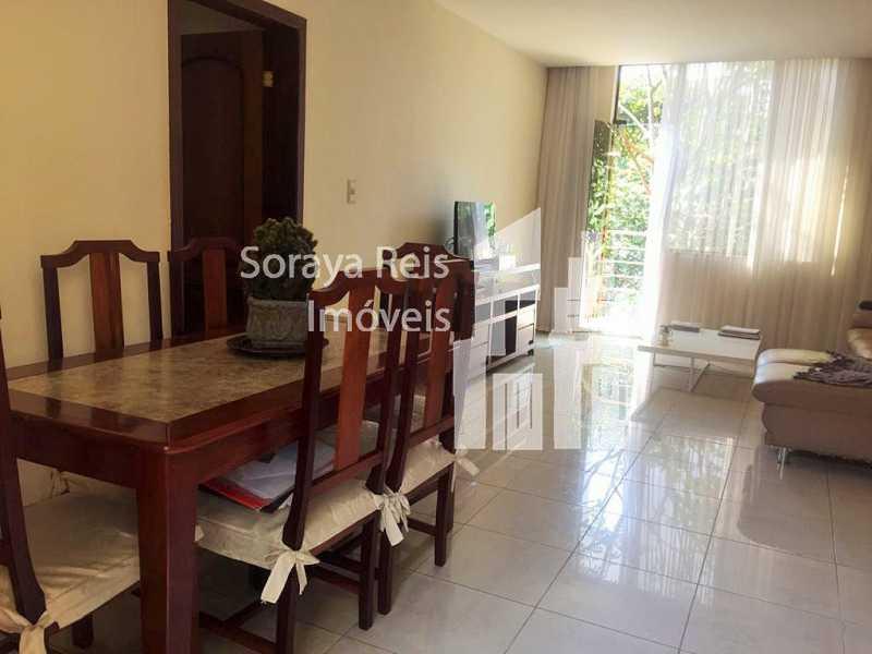 Foto de Soraya Reis Imóveis9 - Casa 4 quartos à venda Santa Lúcia, Belo Horizonte - R$ 2.350.000 - 771 - 1