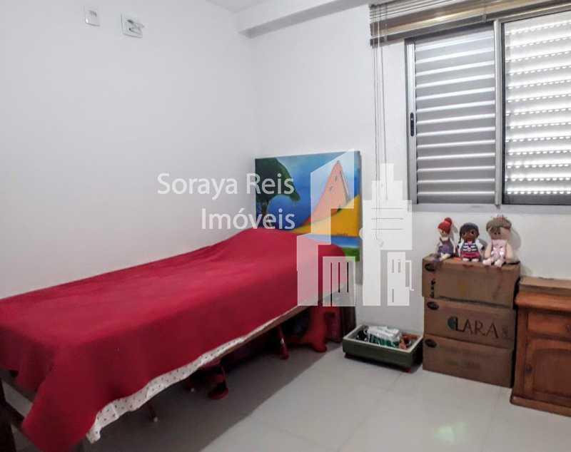 1 - Apartamento 2 quartos à venda Cinquentenário, Belo Horizonte - R$ 350.000 - 664 - 6