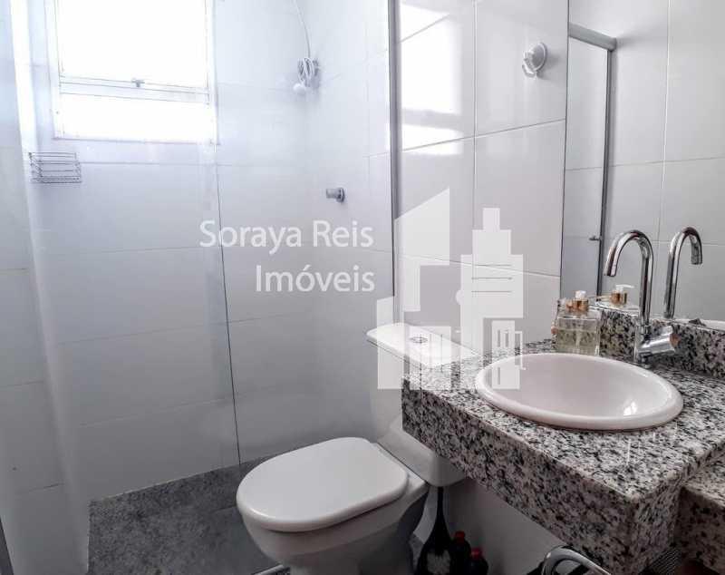 3 - Apartamento 2 quartos à venda Cinquentenário, Belo Horizonte - R$ 350.000 - 664 - 8