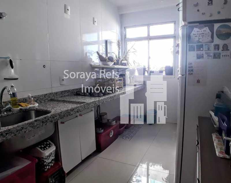 6 - Apartamento 2 quartos à venda Cinquentenário, Belo Horizonte - R$ 350.000 - 664 - 10