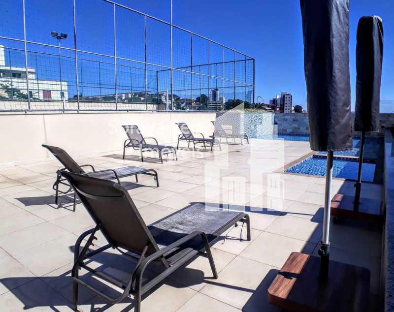 9 - Apartamento 2 quartos à venda Cinquentenário, Belo Horizonte - R$ 350.000 - 664 - 14