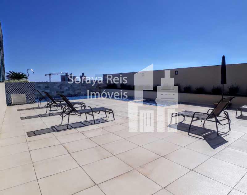 14 - Apartamento 2 quartos à venda Cinquentenário, Belo Horizonte - R$ 350.000 - 664 - 12
