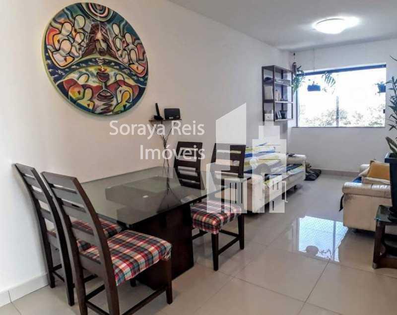 18 - Apartamento 2 quartos à venda Cinquentenário, Belo Horizonte - R$ 350.000 - 664 - 3