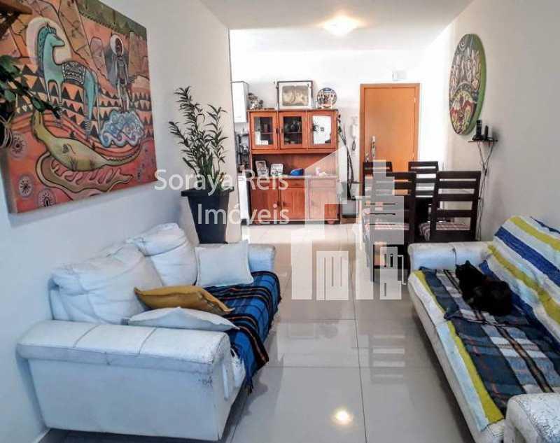 19 - Apartamento 2 quartos à venda Cinquentenário, Belo Horizonte - R$ 350.000 - 664 - 1