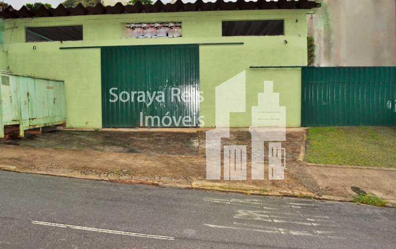 DSC_0339 - Galpão 1500m² à venda Cinquentenário, Belo Horizonte - R$ 2.500.000 - 658 - 23