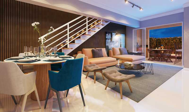 207_G1603306987 - Fachada - Condomínio Reisidencial Bellagio Residences - 207 - 3