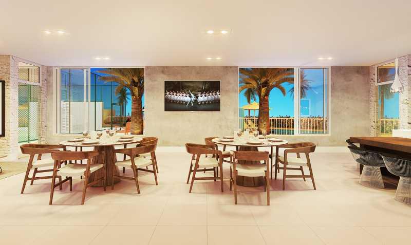 207_G1603306994 - Fachada - Condomínio Reisidencial Bellagio Residences - 207 - 6