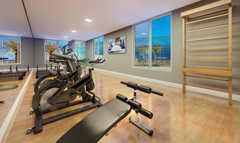 207_G1603307001 - Fachada - Condomínio Reisidencial Bellagio Residences - 207 - 11