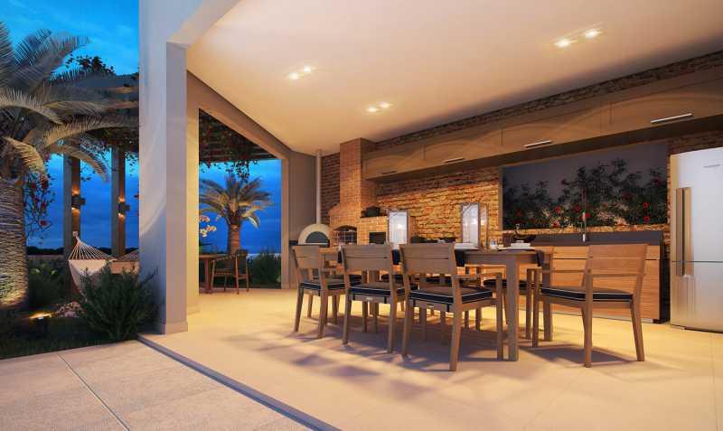 207_G1603307002 - Fachada - Condomínio Reisidencial Bellagio Residences - 207 - 12