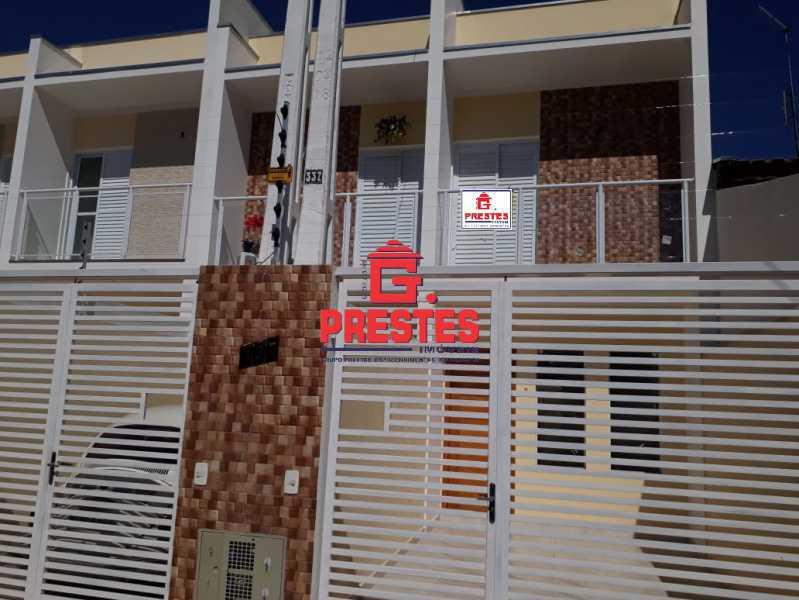 Sem título - Casa 2 quartos à venda Jardim São Guilherme, Sorocaba - R$ 230.000 - STCA20125 - 1