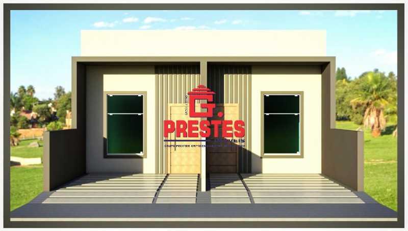 Sem título - Casa 2 quartos à venda Golden Park Residence, Sorocaba - R$ 160.000 - STCA20152 - 1