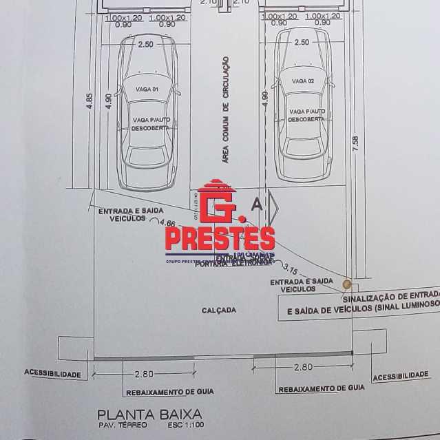 WhatsApp Image 2020-11-26 at 1 - Casa 2 quartos à venda Golden Park Residence, Sorocaba - R$ 160.000 - STCA20152 - 6