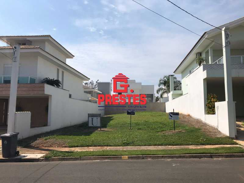 WhatsApp Image 2020-11-26 at 1 - Terreno Residencial à venda Mont Blanc, Sorocaba - R$ 350.000 - STTR00185 - 1