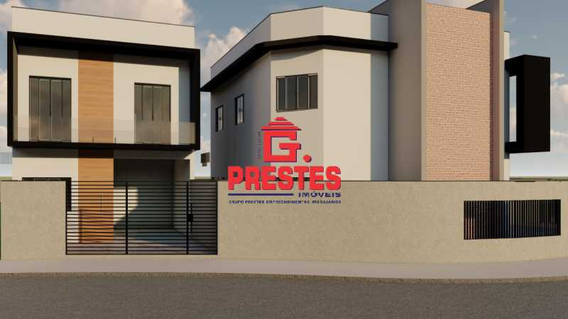 WhatsApp Image 2020-12-01 at 1 - Casa 2 quartos à venda Jardim Eliana, Sorocaba - R$ 195.000 - STCA20157 - 5