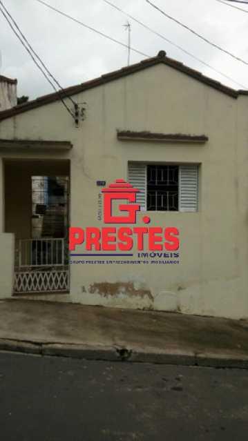 981025074516210 - Casa 1 quarto à venda Vila Carvalho, Sorocaba - R$ 200.000 - STCA10032 - 1
