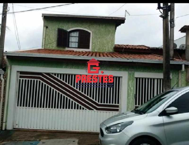 WhatsApp Image 2021-01-07 at 1 - Casa 3 quartos à venda Vila Eros, Sorocaba - R$ 280.000 - STCA30183 - 1