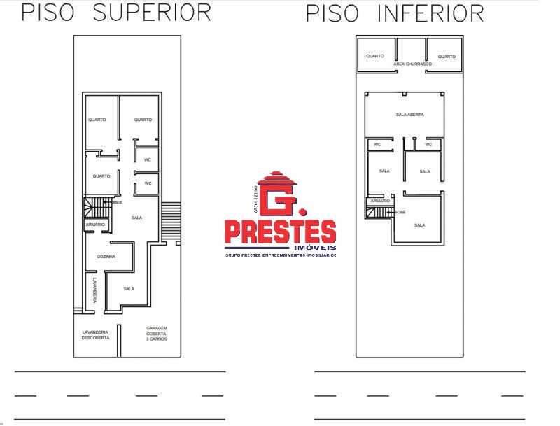 WhatsApp Image 2021-02-11 at 0 - Casa 3 quartos à venda Centro, Sorocaba - R$ 850.000 - STCA30210 - 4