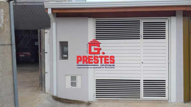001 - Casa 2 quartos à venda Jardim Wanel Ville V, Sorocaba - R$ 240.000 - STCA20228 - 1