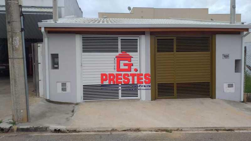 002 - Casa 2 quartos à venda Jardim Wanel Ville V, Sorocaba - R$ 240.000 - STCA20228 - 3