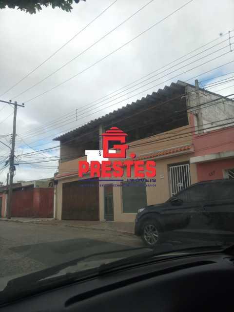ee7f15fe-c8bf-4961-9197-f2d0eb - Casa 3 quartos à venda Parque Ouro Fino, Sorocaba - R$ 450.000 - STCA30247 - 1