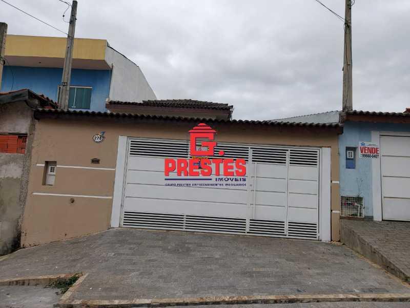 WhatsApp Image 2021-05-07 at 1 - Casa 3 quartos à venda Jardim Wanel Ville V, Sorocaba - R$ 350.000 - STCA30251 - 1