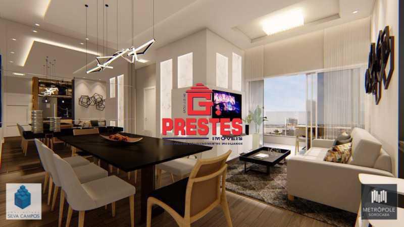 4a143d37-0328-4738-93f4-e9b3c0 - Apartamento 3 quartos à venda Campolim, Sorocaba - R$ 510.000 - STAP30114 - 7