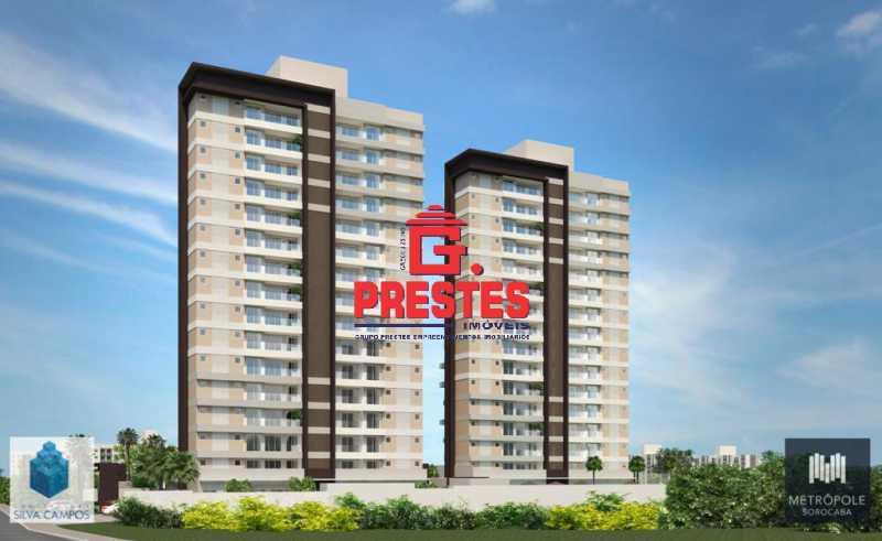 7d0ef632-fe6b-4ca2-8cc1-000468 - Apartamento 3 quartos à venda Campolim, Sorocaba - R$ 510.000 - STAP30114 - 1