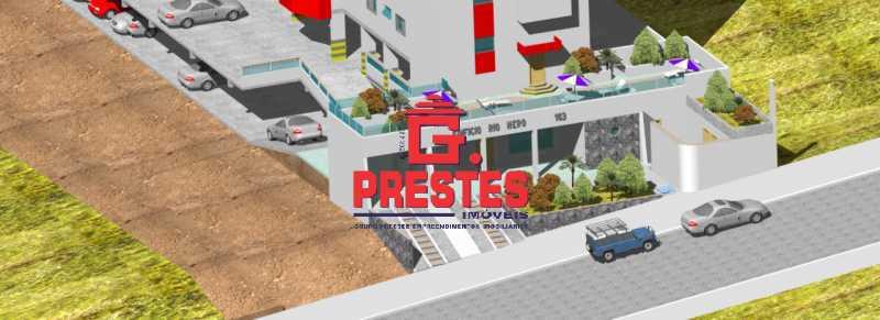 003 - Casa 3 quartos à venda Vila Nova, Itapeva - R$ 480.000 - STCA30259 - 4