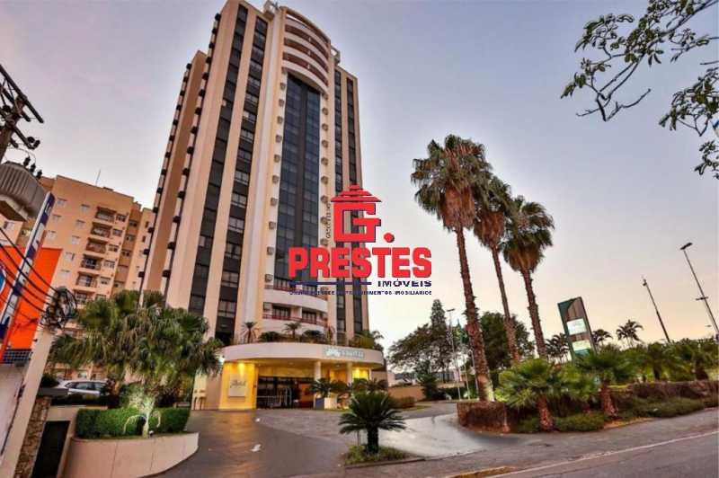 1 - Apartamento 1 quarto à venda Campolim, Sorocaba - R$ 190.000 - STAP10043 - 1