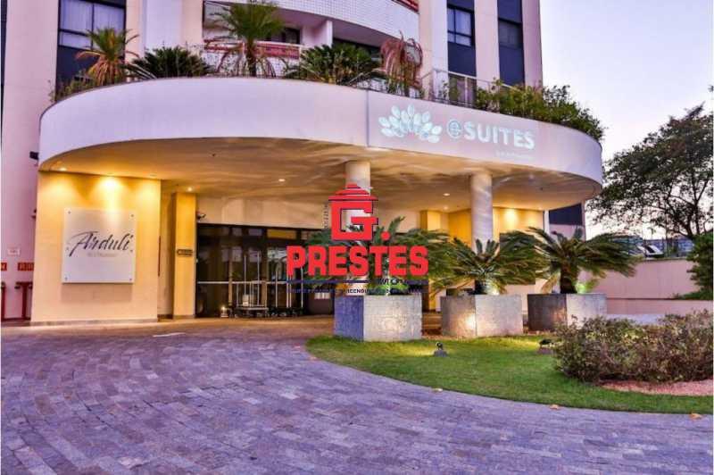 2 - Apartamento 1 quarto à venda Campolim, Sorocaba - R$ 190.000 - STAP10043 - 3