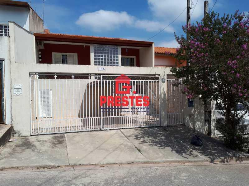WhatsApp Image 2021-06-01 at 1 - Casa 2 quartos à venda Jardim Wanel Ville IV, Sorocaba - R$ 320.000 - STCA20278 - 1