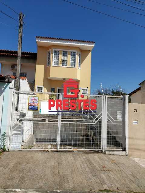 0d902e24-703b-40c3-8594-38211c - Casa 3 quartos à venda Jardim Morumbi, Sorocaba - R$ 500.000 - STCA30306 - 1
