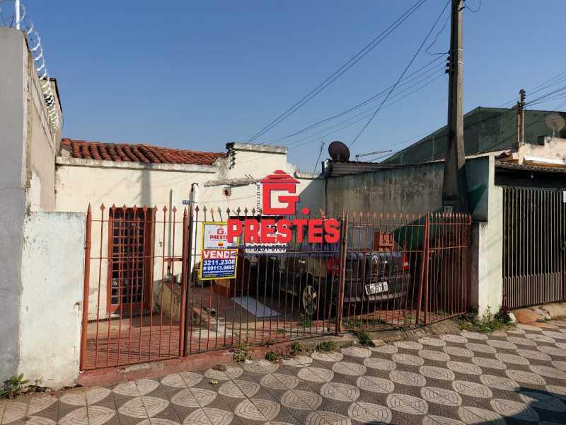 WhatsApp Image 2021-08-11 at 1 - Casa 2 quartos à venda Vila Barcelona, Sorocaba - R$ 180.000 - STCA20322 - 1