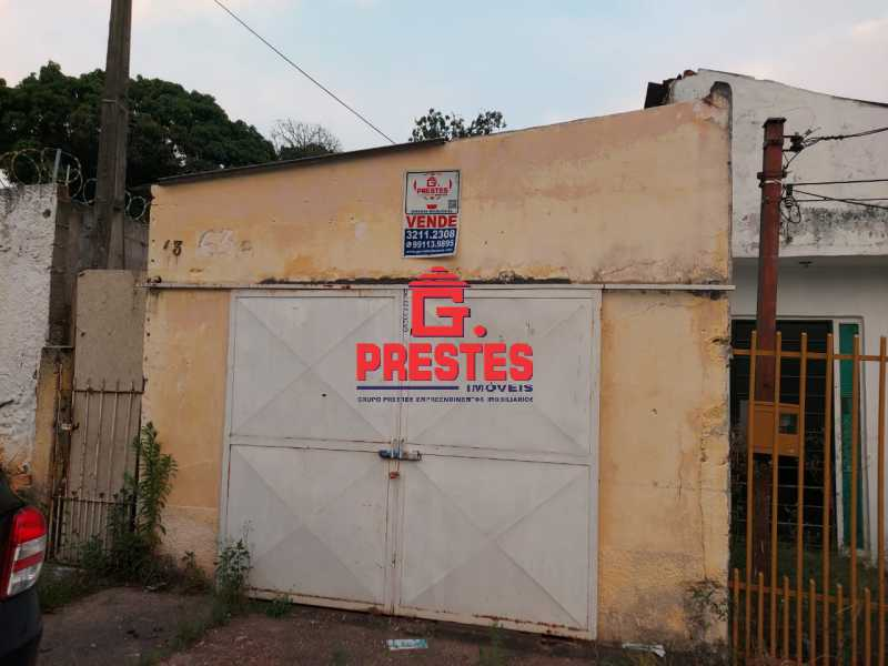 WhatsApp Image 2021-09-30 at 1 - Casa 2 quartos à venda Vila Jardini, Sorocaba - R$ 138.000 - STCA20347 - 1