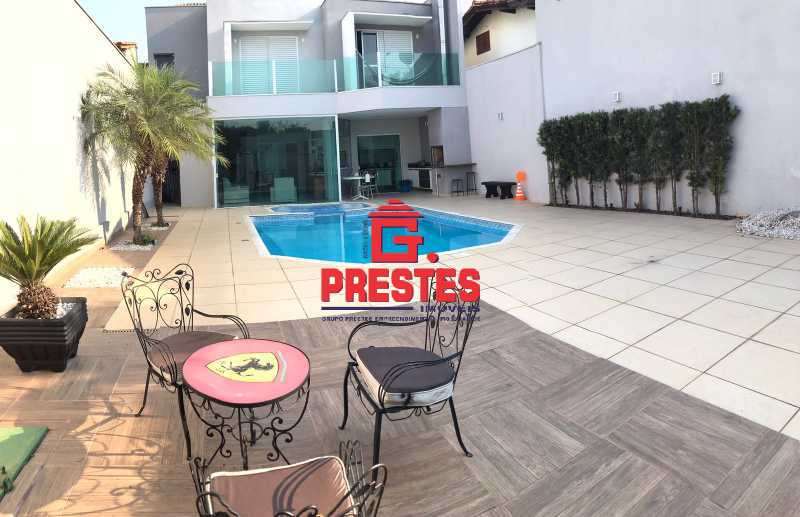 WhatsApp Image 2021-10-06 at 1 - Casa 3 quartos à venda Jardim São Carlos, Sorocaba - R$ 750.000 - STCA30336 - 1