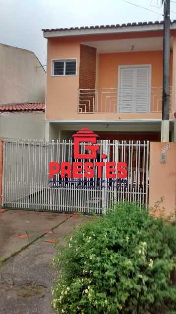 A - Frente Lateral - Cópia - Casa 3 quartos à venda Jardim Ipê, Sorocaba - R$ 350.000 - STCA30035 - 1