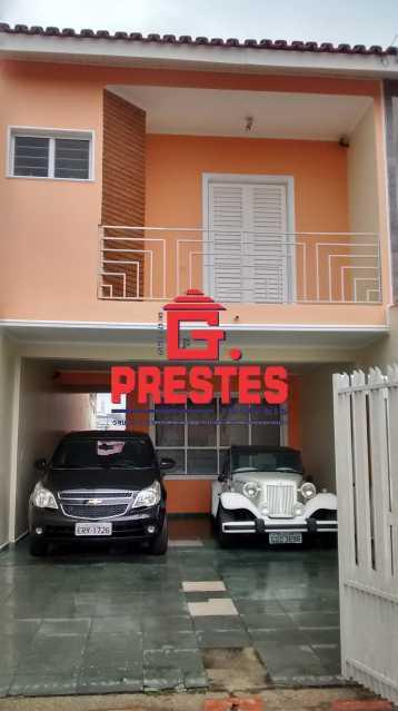 B - Frente Vertical - Casa 3 quartos à venda Jardim Ipê, Sorocaba - R$ 350.000 - STCA30035 - 3