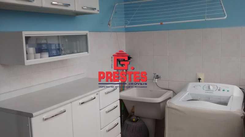I - Área de Serviço - Casa 3 quartos à venda Jardim Ipê, Sorocaba - R$ 350.000 - STCA30035 - 9