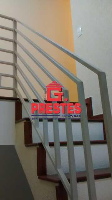 J - Escada para Andar Superior - Casa 3 quartos à venda Jardim Ipê, Sorocaba - R$ 350.000 - STCA30035 - 10