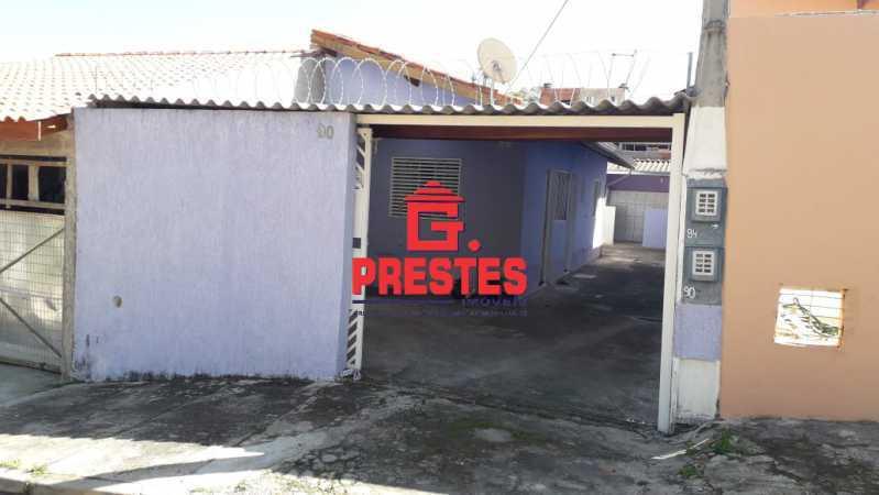 a8366a3e-e927-40f5-8486-fcb101 - Casa 1 quarto à venda Jardim Santa Helena, Sorocaba - R$ 160.000 - STCA10015 - 1